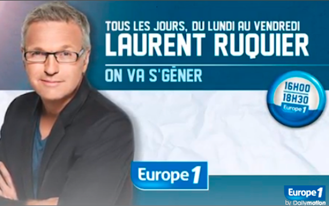 Laurent 4 Ruquier
