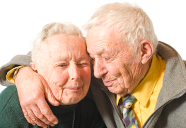 Alzheimer couple