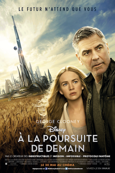 George Clooney affiche