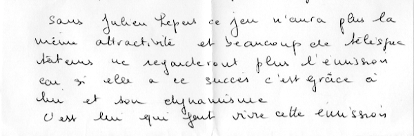 Lepers lettre 1