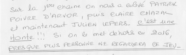 Lepers lettre 2