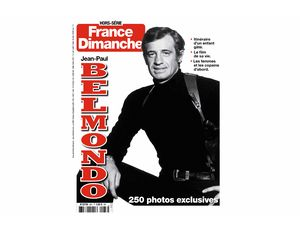 hors-se-rie-france-dimanche-jean-paul-belmondo