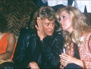 johnny-et-catherine-deneuve